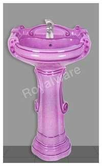 Royal Printed Wash Basin