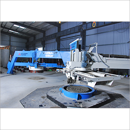 Reinforced Concrete Pipe Making Machine