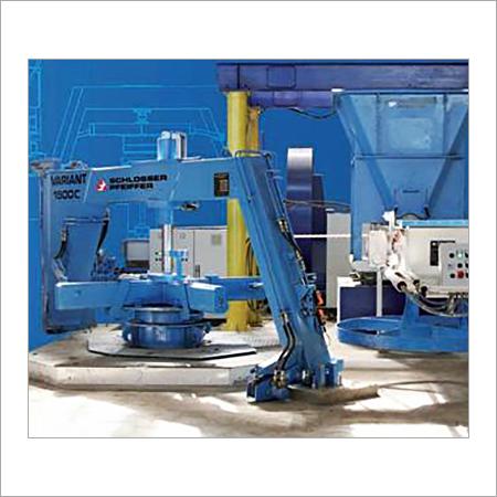 Variant Concrete Pipe Making Machine