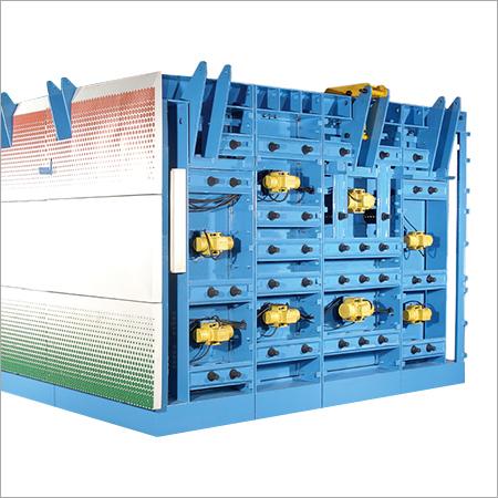 Dry Cast Box Culvert Form