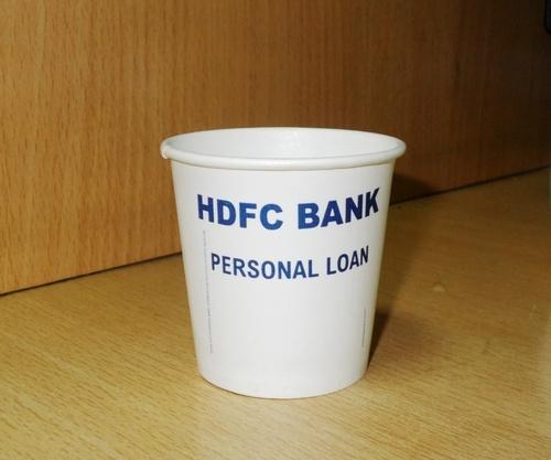 Paper cup HDFC