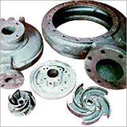 Stainless Steel Pump Parts