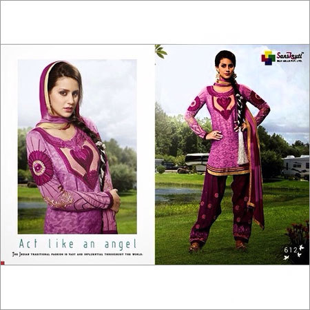 Traditional Patiyala Suit Collection