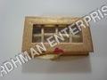 8 Cavity Cardboard Choco