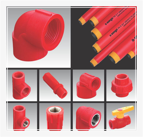 PE-X Pipe Fittings