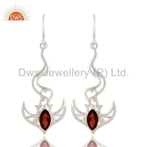 Fine Sterling Silver Earrings