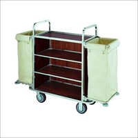 High Quality Hotel housekeeping trolley