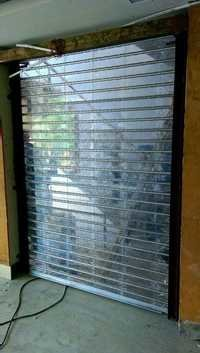 Poly Carbonate Rolling Shutter