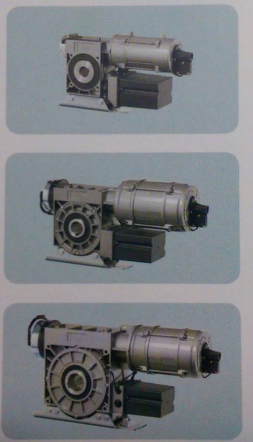 Elero rolling shutter Motor