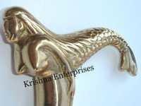 Brass Cane  Walking Stick