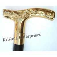 Collectible Brass Nautical Stick