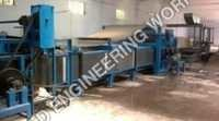 Continuous Foam Rebonding Machine