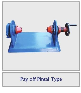 Pintal Pay Off Machine