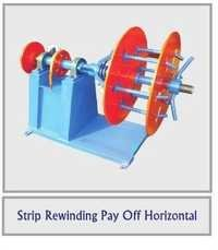 Strip Rewinding Pay Off