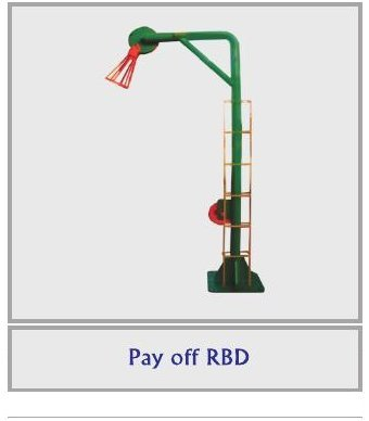 Pay Off for RBD Machine
