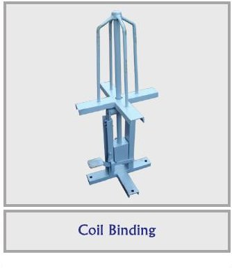 Coil Binding Machine