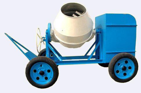 Concrete Mixture Machine