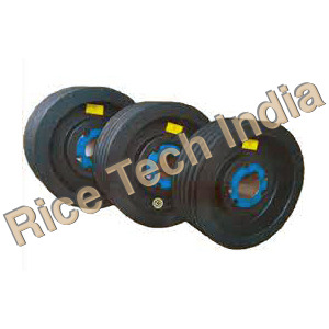 Rice Mill Pulley