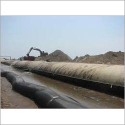 Geo Textiles Tubes System