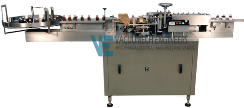 Automatic Wet Glue Labelling Machine