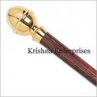 Brass Walking Stick