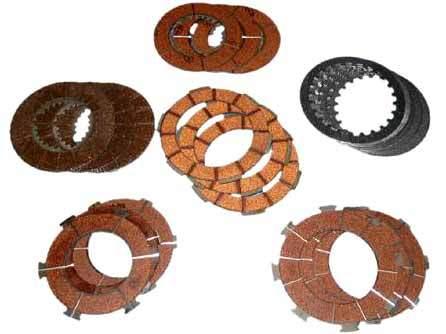Bajaj motorcycle clutch plate