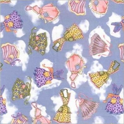 Digital Prints Cotton Fabric