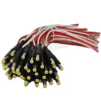 DC Connector Wire Red/White