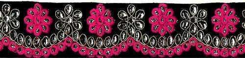 Decorative Fancy Garment Lace
