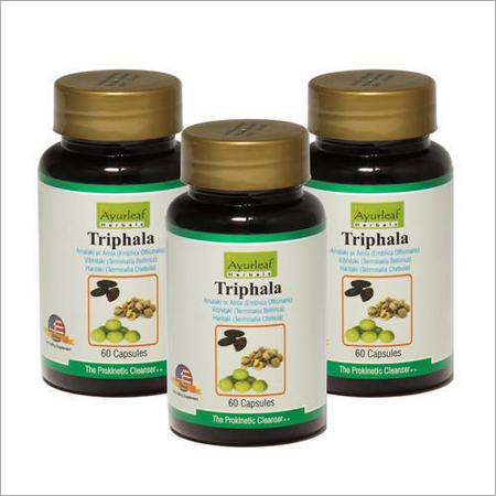 Herbal Gastric Care Triphala Capsules