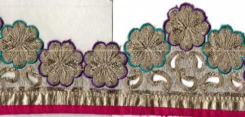 Decorative Cut Work Lace