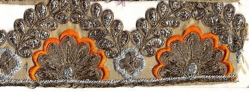 Decorative Cut Work Lace