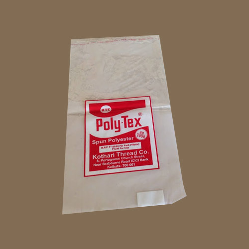 Printed Polythene Bag