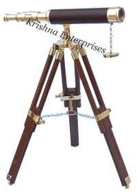 Nautical Telescope With Stand