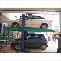 Hydraulic  Car Parking System