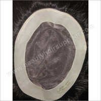 Remy Human Hair Patch