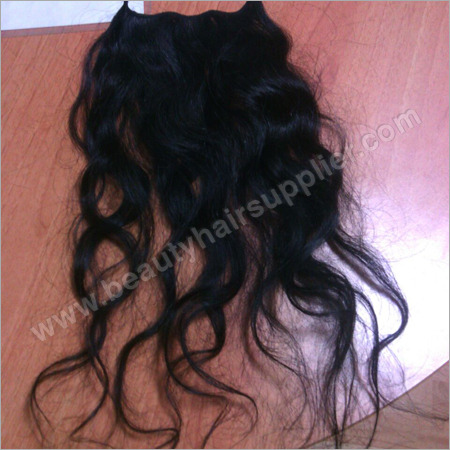 Weft Hair Extension