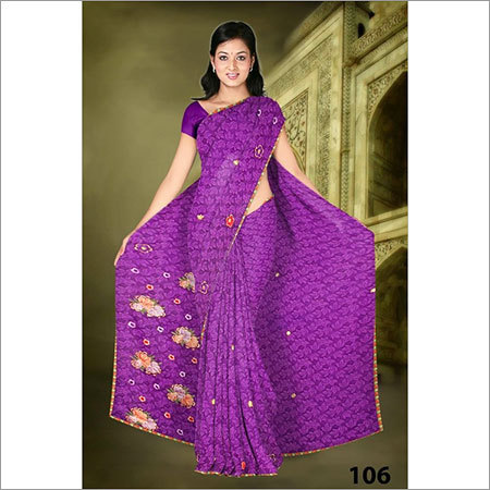 Bridal Embroidery Sarees