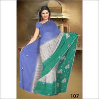 Bridal Embroidery Saree