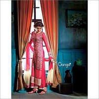 Elegant Dress Material