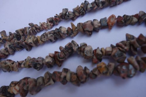 natural 34 inch agate uncut beads gemstone one strand