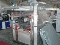 SILVER COTTED PAPER PLATE MAKING MACHINE URGENT SALE IN ALLAHABAD