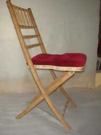 Folding Chiavari Chair with cushion
