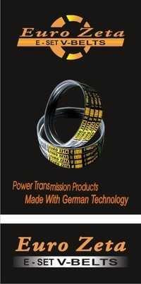 Euro Zeta V Belts