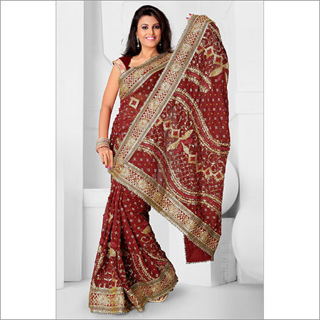 Bridal Heavy Sarees