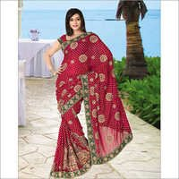 Designer Bridal Sarees