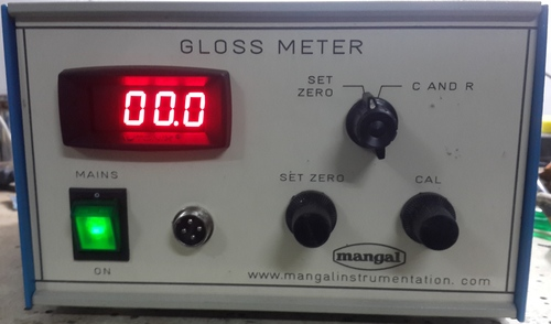 Digital Gloss Measurement Meter
