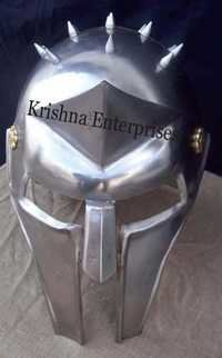 Nickel Armor Helmet