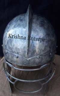 Antique Open Face Helmet