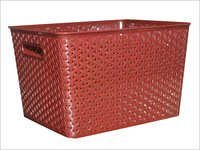 Food Storage Plastic Basket